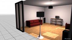 room planning Grundrissvorlage Quadrat in the category Office