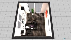 room planning MALEE Büro in the category Office