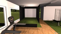 room planning Medisport-Simulator in the category Office
