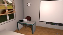 room planning S Klasa do Polskiego in the category Office