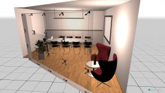 room planning konfi3 in the category Reception