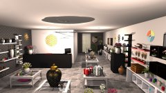 room planning Ladenlokal 106 m2 mit WC =NEU= in the category Sales Room