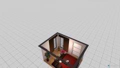 room planning Sala de estar in the category Sales Room