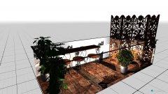 room planning Balkon in Zeitlos in the category Terrace