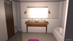 room planning Bad Neu in the category Toilette