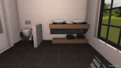 room planning Bad oben neu in the category Toilette