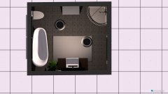room planning Badezimmer  in the category Toilette