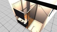 room planning Fabeck DG in the category Toilette
