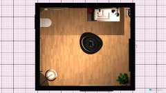 room planning Sebastovce ZST WC in the category Toilette