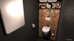 room planning WC Pauli in the category Toilette