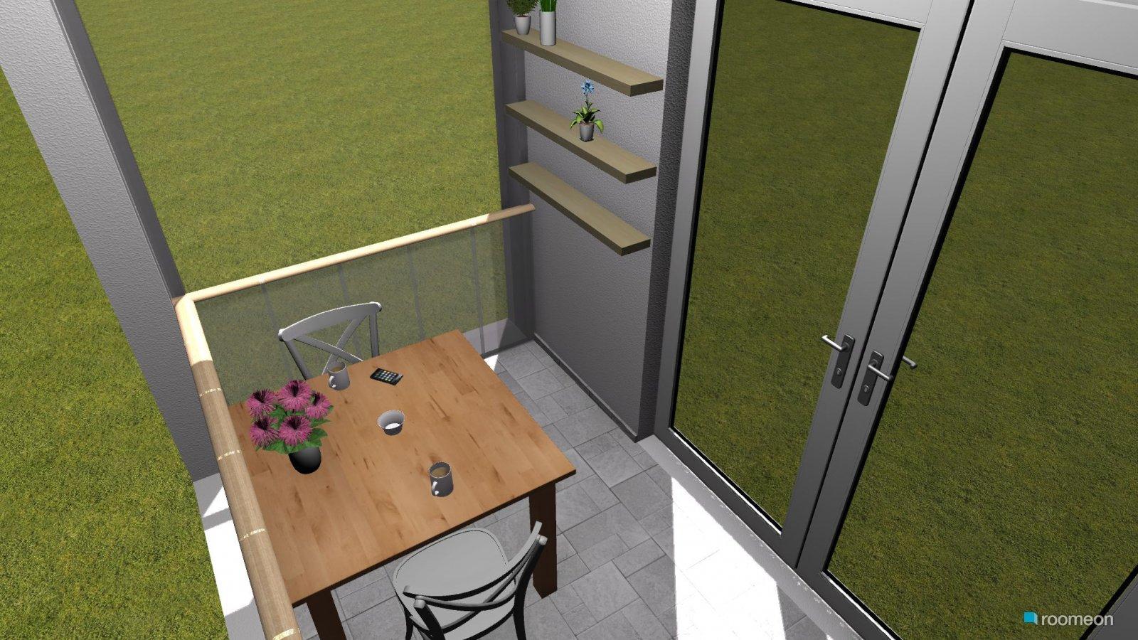 Een Winters Balkon : Room design balkon roomeon community