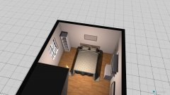 room planning zimmer 11.08.20 in the category Winter Garden